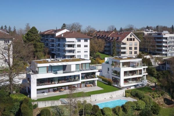 Mehrfamilienhaus Egelsee Bern